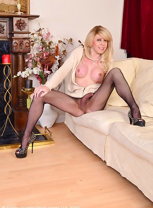 Shemale In Pantyhose Porn