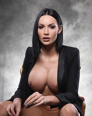 Busty Shemale Porn